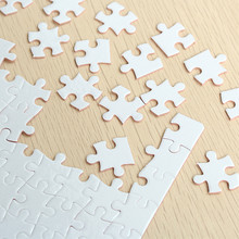 А4 Сделай Сам пустая сублимационная головоломка для печати для термопресса машина для переноса Сублимация создание для рекламного продукта