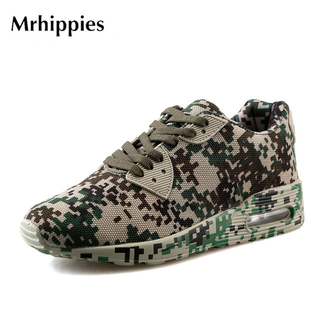 Hommes camouflage chaussures de toile chaussure... bMQwfKRm