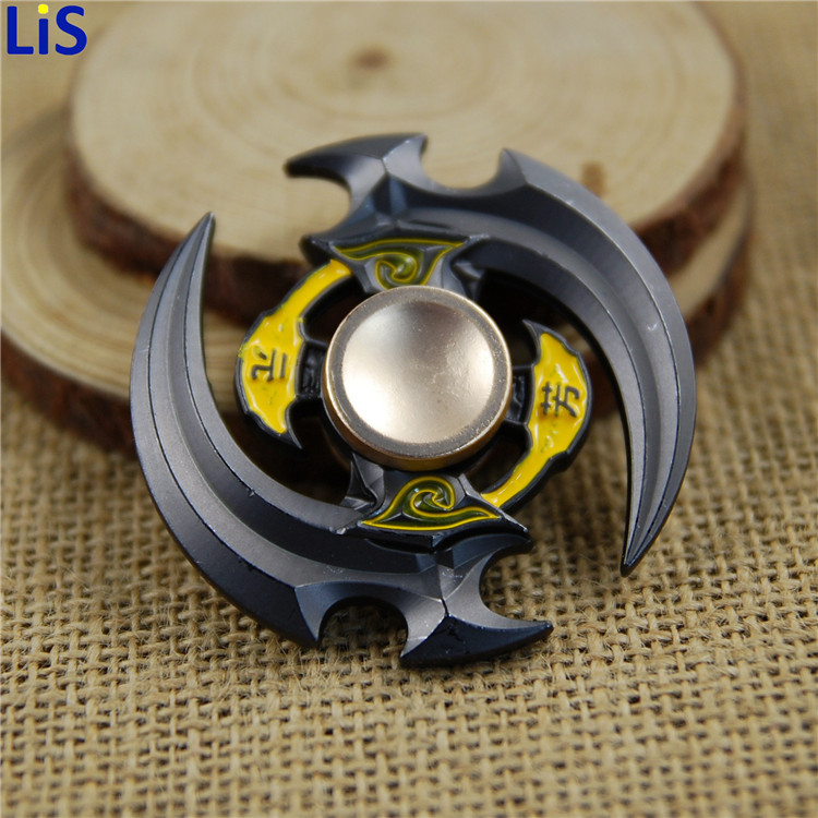 Lis Fidget Spinner Desk Anti Stress Finger Spinner Hand Spnner Spinning Top EDC Sensory Toy Cube Gifts For Autism ADHD Kids infinity cube new style spinner fidget high quality anti stress mano metal kids finger toys luxury hot adult edc for adhd gifts