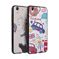 For Huawei Honor 5A Case fashions Cute Pattern TPU 3D soft silica gel Cases Painting Cover protective sleeve for Huawei Honor 5A
