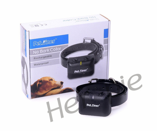 Heropie Auto Static Shock Anti No Bark Control Collar Rechargeable Automatic Stop Barking Pet Training Device Dog Training Pet Training Dog Trainingdevice Dog Aliexpress