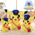Hot Sale Pikachu Plush Toys Cute Pokemon Stuffed Soft Doll Anime Kids Toys Gift for Children High Quality