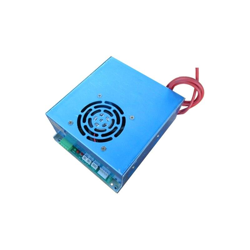 Nouveau MYJG 220 V/110 V 40 W CO2 Laser alimentation équipement PSU pour bricolage gravure Laser Machine K40 3020 3040