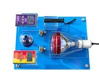 ソーラーフィルム販売キットエネルギーメーター販売キットツールデモ IR 紫外線と赤外線ランプ紫外線パワーメータ SK1250