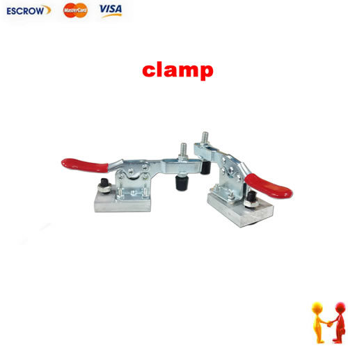 Engraving machine clamp, pressure device, pliers, vise, woodworking holder, aluminumEngraving machine clamp, pressure device, pliers, vise, woodworking holder, aluminum