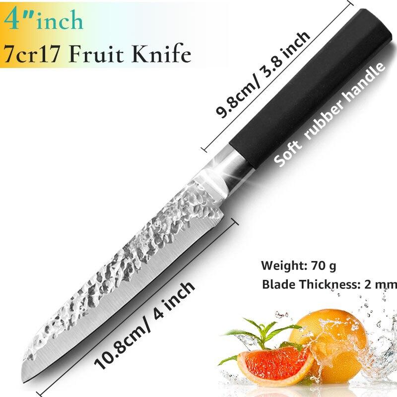 4inch Slicing Knife