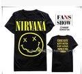 NIRVANA Nirvana camiseta S modelos de manga corta T-shirt JuiOy marca