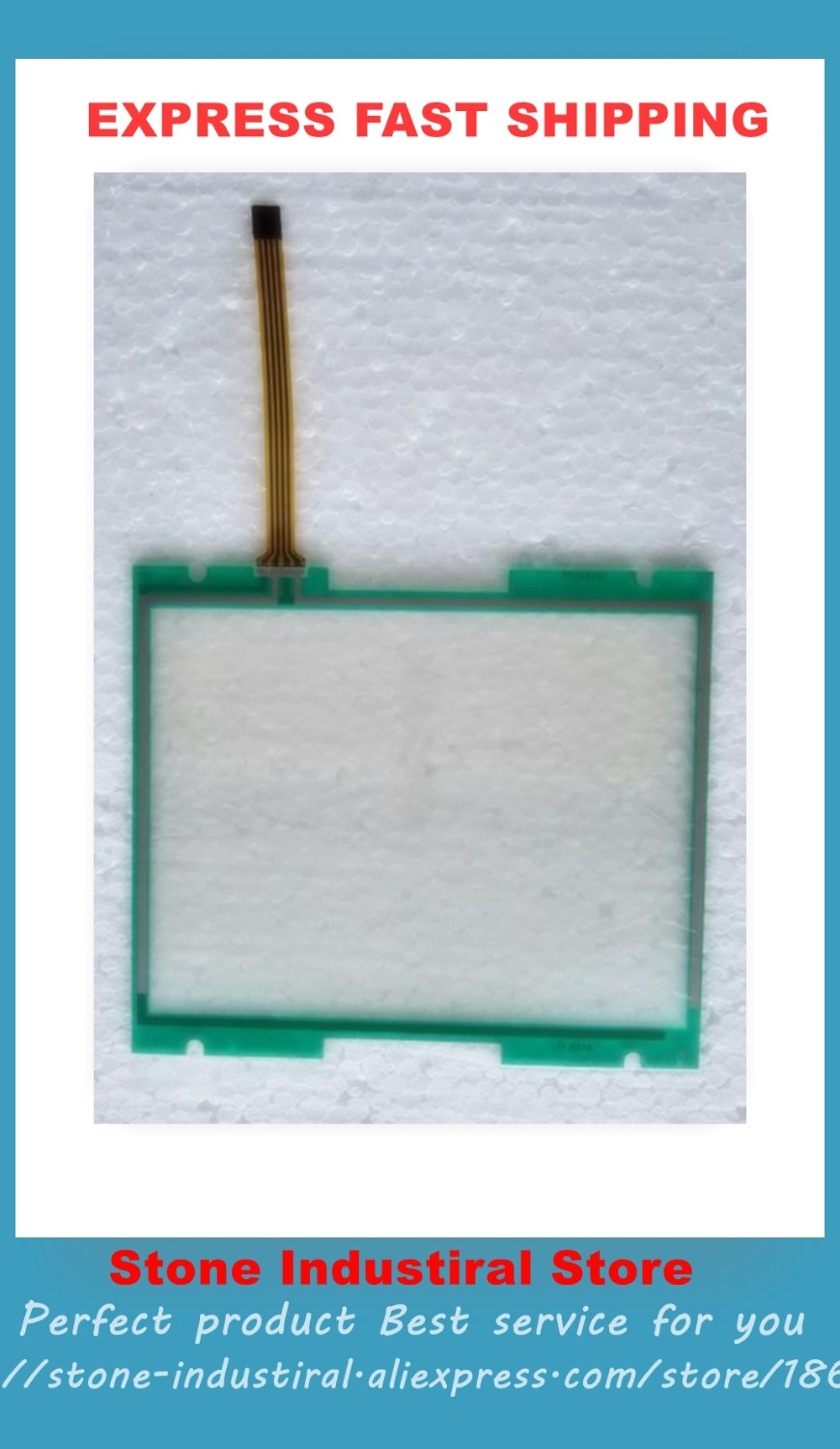 TP-4131S1 TTP-009S1F0 Touch Screen Glass Digitizer Display Touch New