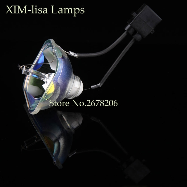 V13H010L42/ELPL42 Replacement Projector Lamp/Bulb For Epson PowerLite 83C / 410W / 822 / EMP 83H, EMP 83, EB 410W, EMP 400WE,
