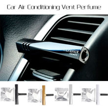 Original Perfumes Air Freshener Colorful Universal Car Styling Perfume Fragrance Luxury Car Air Conditioning Vent Clip #71190(China)
