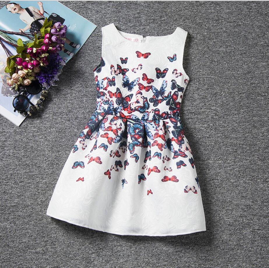 6cbdadc1566 Для маленьких девочек принцессы лет дети без рукавов осенне-зимние платья  для маленьких девочек с блестками модные Костюмы hb2061