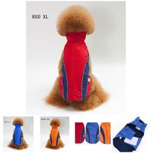 Fashion Windproof Puppy Clothes Autumn Winter Pet Clothing Dog Vest Coat Thicken Warm Jacket Outfit Pets
