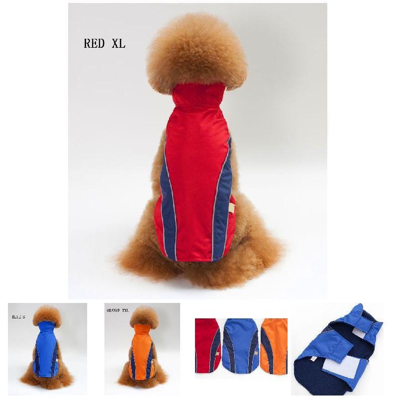 Fashion Windproof Puppy Clothes Autumn Winter font b Pet b font Clothing Dog Vest Coat Thicken