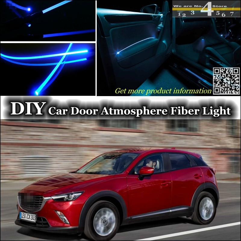 for mazda cx3 cx 3 cx 3 akari interior ambient light. Black Bedroom Furniture Sets. Home Design Ideas