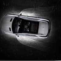 Partol 2Pcs Angel Wings Car Welcome Light Shadow Light Projector Car LED Door Warning Light Lamp carpet Puddle light fit all car