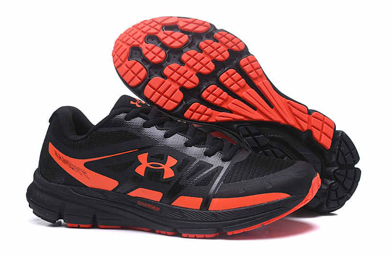 save off e7181 4f4e0 Under Armour UA Men light parkour charged Bandit 2 running shoes,Man  Outdoor Athletic Cushioning Sport Track Jog Sneakers 40-45
