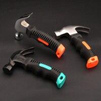 DIY narzędzie pazur młotek młotek młotek bezpieczeństwa samochodów high carbon steel kucie mini drewna narzędzia sprzętowe