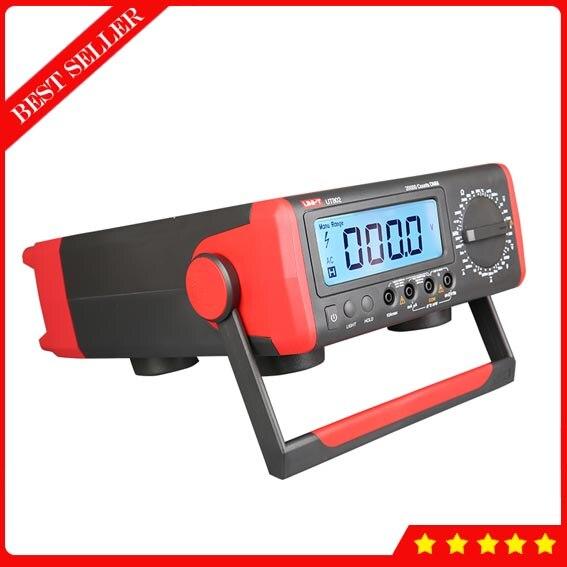 UT802 LCD backlight Digital Multimeter Manual 802