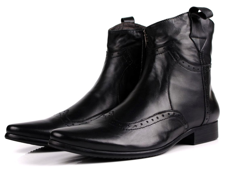 Feb 07, · best answer: i wear them and if no one is wearing them then you can be the one that starts the trend back up,notice how they are bringing up all the old styles that use to be out,i dont believe pointy toe boots could goout of styleStatus: Resolved.