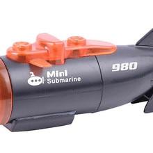 8 см крутая забавная мини-субмарина с дистанционным управлением игрушки для мальчиков Дети подарок для детей умная лодка Крытый Лето воды игрушки