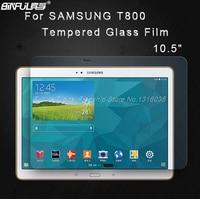 Premium Gehard Glas Beschermende Voor Samsung Galaxy Tab 10.5 S T800 T805 T807 Tablet Anti-Shatter Screen Protector Film