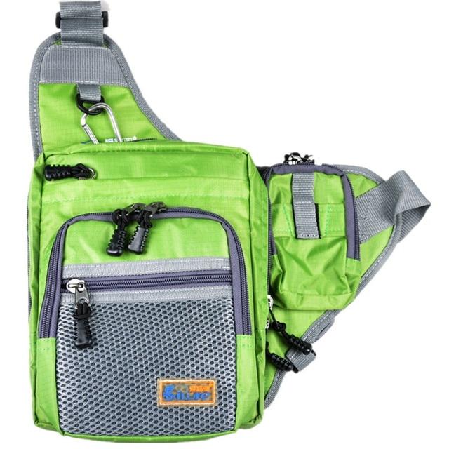 I Lure 32 39 12cm Fishing Bag New Ilure Green Tackle Multi