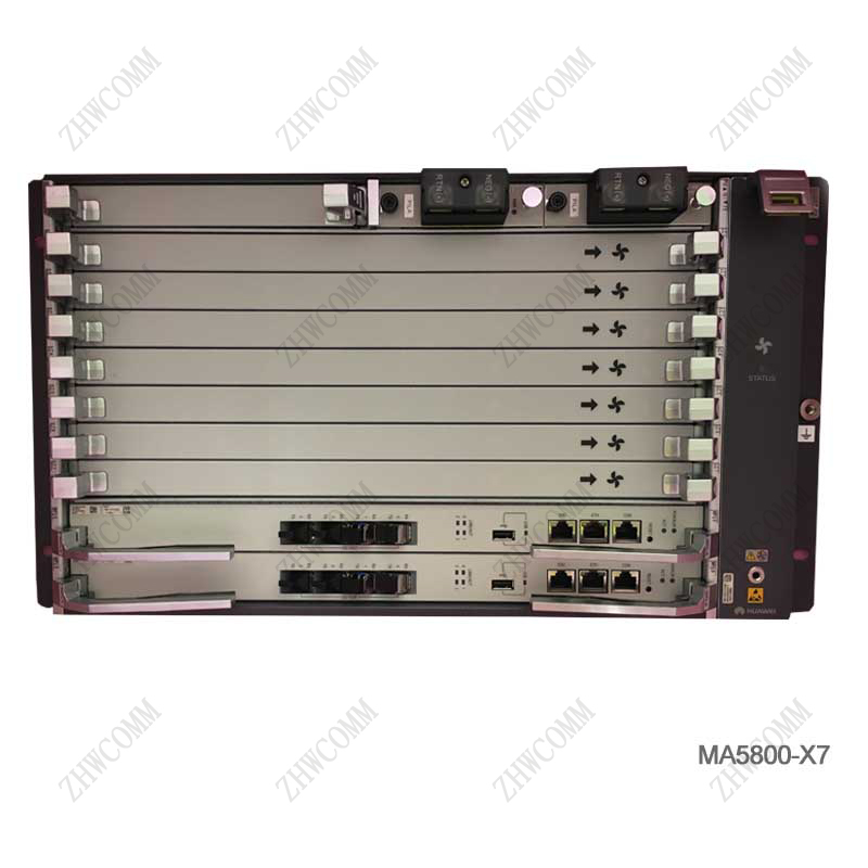 Sfp Cellphones & Telecommunications Hua Wei Olt Smartax Ma5800-x7 Included 2*pila And 2*mpla And 2*16 Ports Boards Gphf With 16 C Telecom Parts