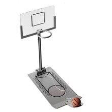 Table Folding Reducing Basketball Shooting Machine Toy School Anti-Stress