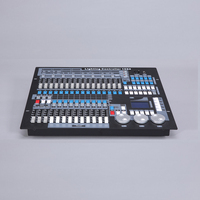Cheap Price Stage Light Controller King Kong 1024 Lighting Controller With Fly Case For Computer Moving