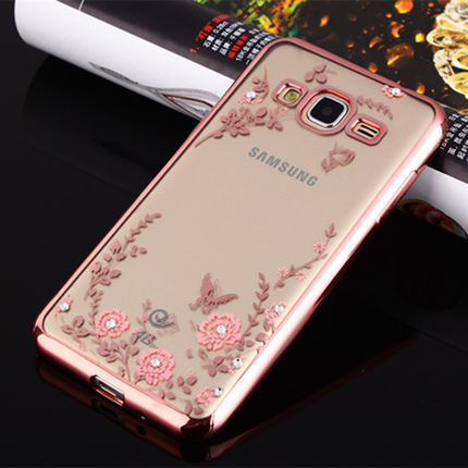 05 3D bling Case  for Samsung Galaxy Core Prime G360 G361 SM-G360F SM-G361F SM-G360H SM-G361H SM-G360P