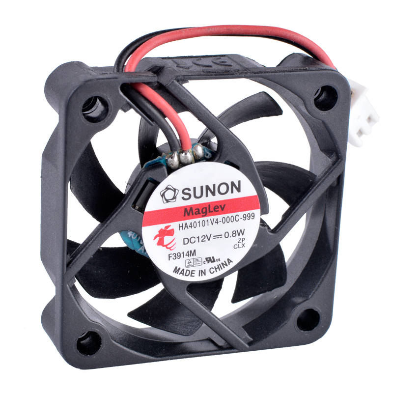 COOLING REVOLUTION HA40101V4-000C-999 4cm <font><b>40mm</b></font> <font><b>fan</b></font> 40x40x10mm 12V 0.8W South-North Bridge Ultra-<font><b>quiet</b></font> cooling <font><b>fan</b></font> image