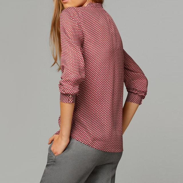 Ladies Long Sleeve Blouses