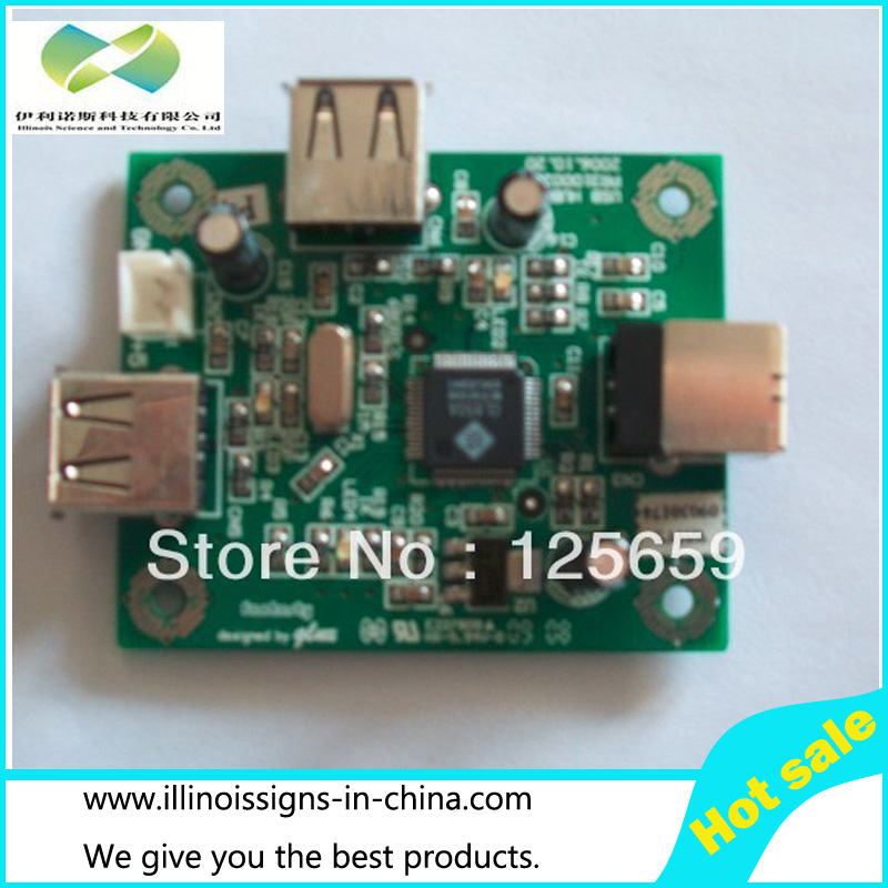 ФОТО Printer parts Infinity FY-33VB, Aprint-33VBX USB HUB Board