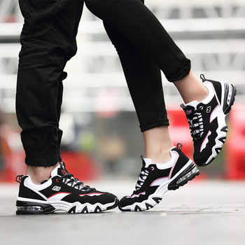ONKE New Listing Hot Sales Spring And Autumn Warm Women Men Breathable Running Shoes Sneakers Lovers Athletic Sports Shoes