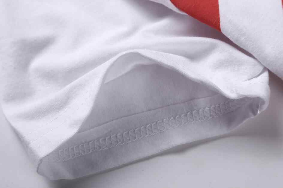 Nova marca de moda masculina manga curta americano estrelas t camisa eua bandeira listras casual algodão macio tripulação pescoço tshirt