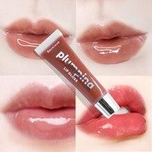 Wet Cherry Gloss Plumping Lip Gloss Lip Plumper Makeup Big Lip Gloss Moisturizer Plump Volume Shiny Vitamin E Mineral Oil жакет gloss gloss mp002xw01yhs