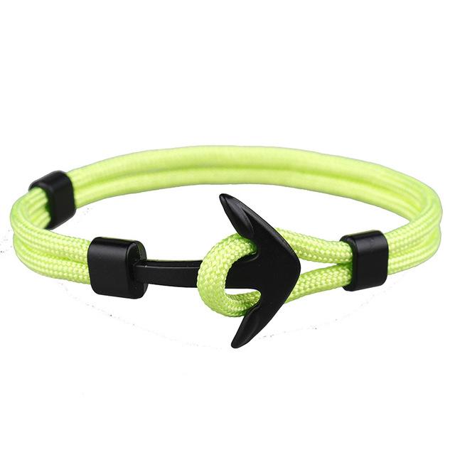 Anchor Bracelets – More Colors