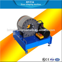 BNT Crimping 1 4 To 1 1 5kw 2HP 12 Volt Mobile Hose Swaging Machine