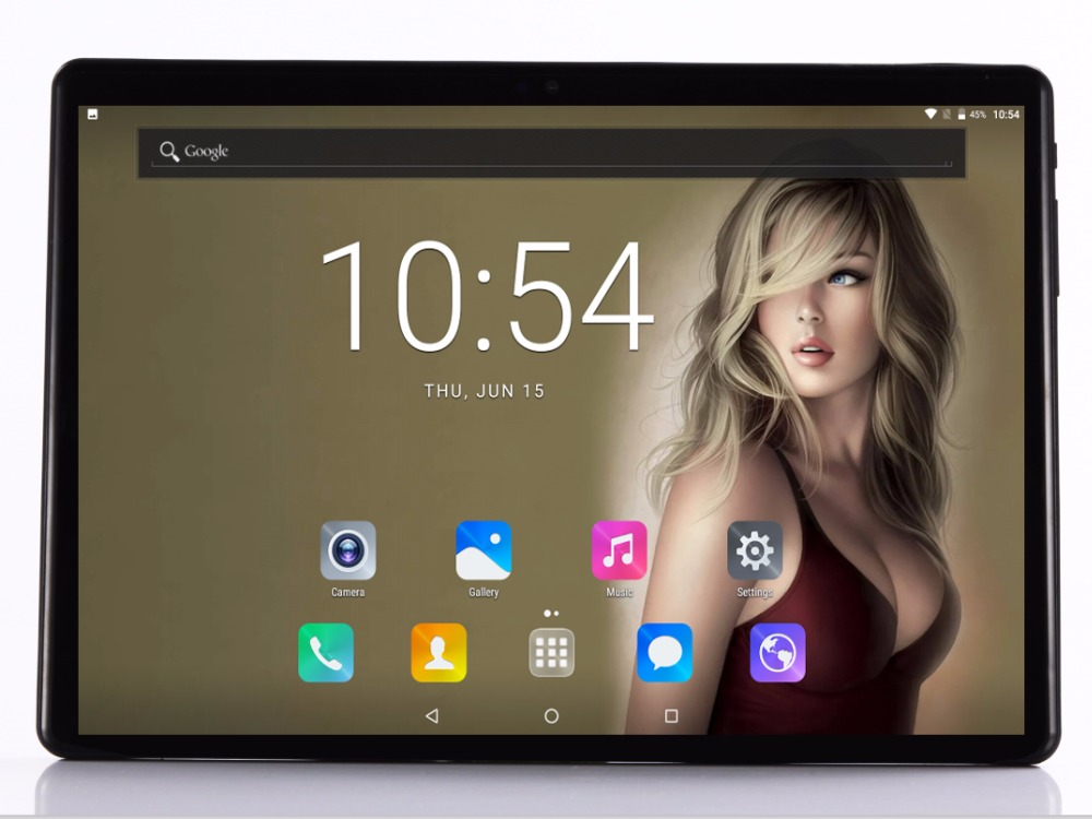 10inch Tablet 64GB-ROM Android Octa-Core Newest-Version 4G LTE MTK8752 3G IPS CPU 1280--800