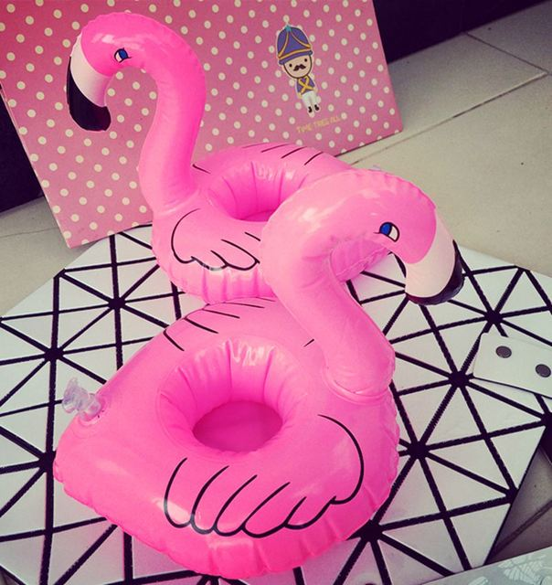 Duck Air Mattresses For Baby Inflatable Flamingo Pink