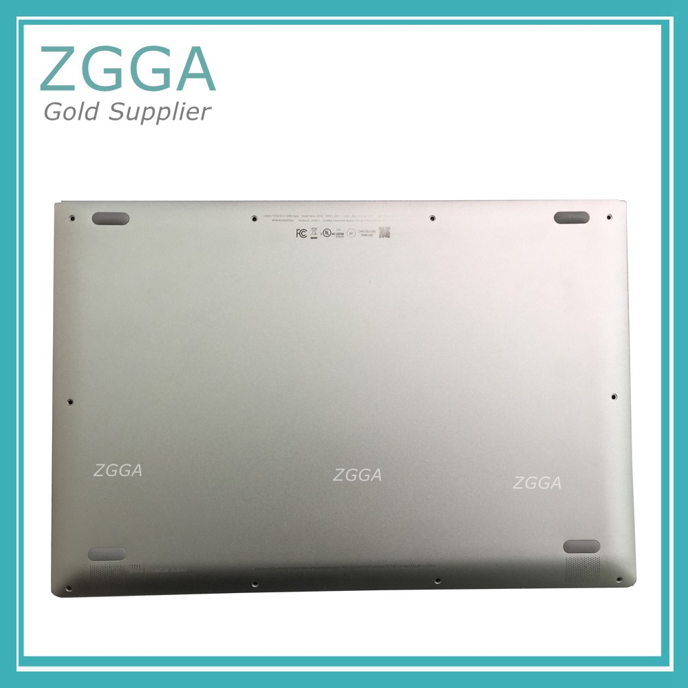 New Original Laptop Base For Lenovo Yoga 910 Yoga 5 pro Bottom Cover Lower Case Silver color AM122000400 new original for lenovo thinkpad x240 x240i base cover bottom case 04x5184 0c64937