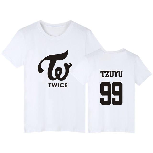 TWICE MEMBER T-SHIRT (16 VARIAN)