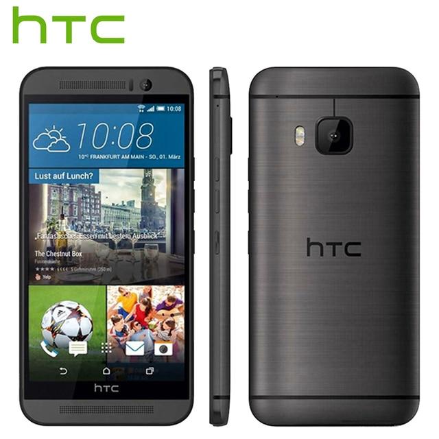 Original HTC One M9 4G LTE Mobile Phone Octa Core 3GB RAM 32GB ROM 5.0 inch 1920x1080 Rear Camera 20MP 2840 mAH SmartPhone