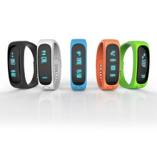 Waterproof Style Bluetooth Sensible Exercise Tracker Bracelet E02 Band Name/SMS Remind Sport Watch Connecte For Iphone Android