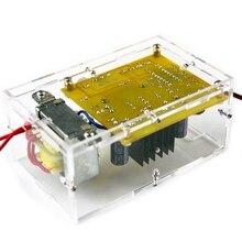 цена на LM317 1.25-12V Adjustable DC Power SUpply Moudle Voltage Regulator DIY Kit shell