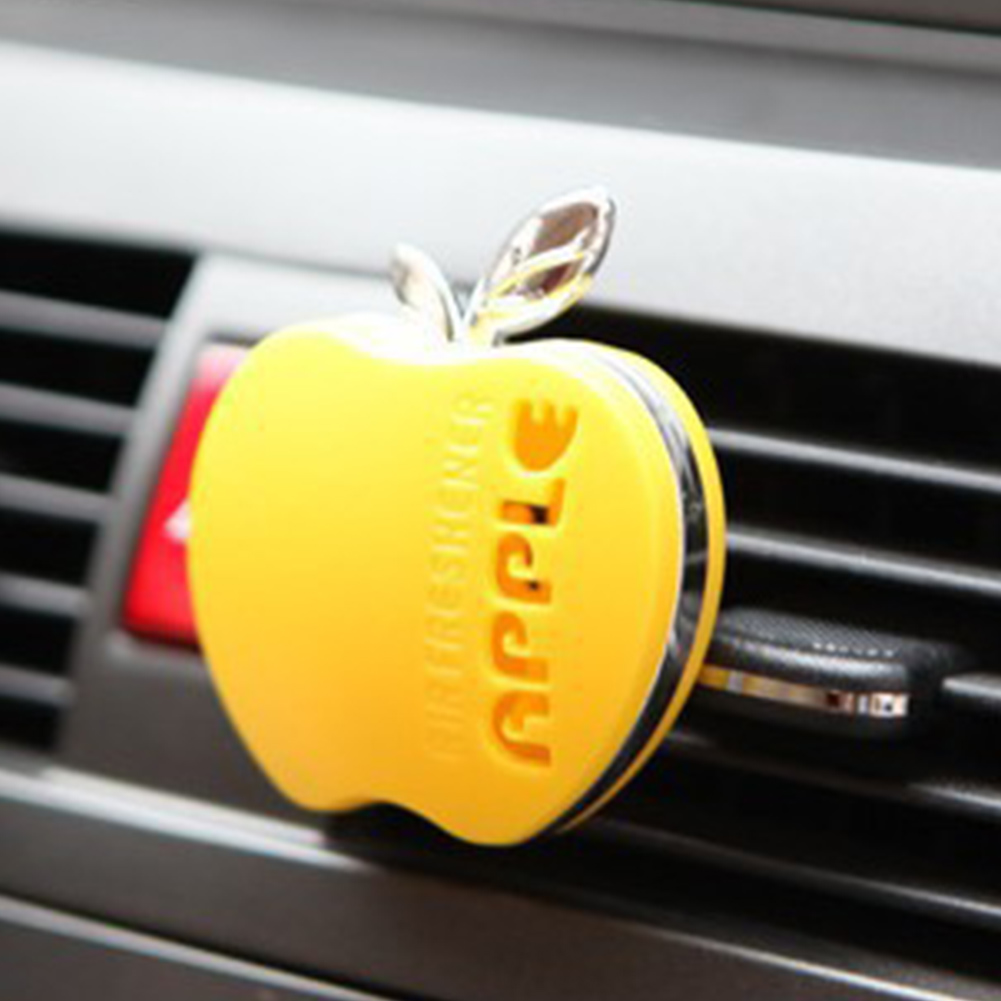 Car Air Freshener Perfume original Shape Original Fragrance Orange Lemon Strawberry Lavender Scent auto flavor