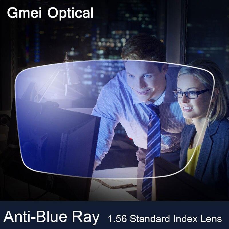 Anti-Blue Ray Lent Miopia Presbiopia Lentes de Para Os Olhos Proção