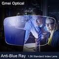 Anti-Rayo Azul Miopía Lent Para Protección de Los Ojos Gafas de Lectura