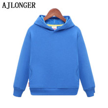 AJLONGER New Boys Sweatshirt Cotton Sweatshirts 2-12 Years Kids Leisure Clothes Spring Autumn