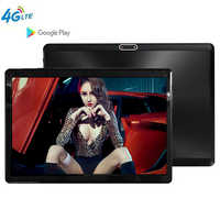 2019 CARBAYTA S119 2.5D verre 10.1 pouces la tablette Octa Core 4 GB RAM 64 GB ROM 3G 4G appel téléphonique 1280*800 IPS Kid cadeau tablettes